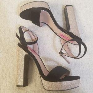 Betsy Johnson Mattie Platform Heels